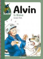 alvin is brave - bog