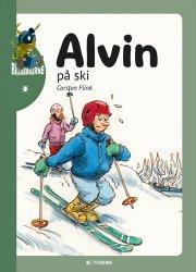 alvin på ski - bog