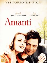 a place for lovers / amanti - DVD