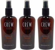 american crew - medium hold spray gel 250 ml. - Hårpleje