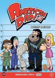 american dad - sæson 6 - DVD