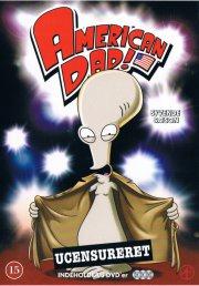 american dad - sæson 7 - DVD