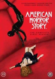 american horror story - sæson 1 - DVD