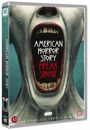 american horror story - sæson 4 - DVD