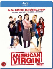 american virgin - uncut - Blu-Ray