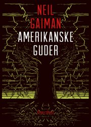 amerikanske guder - bog