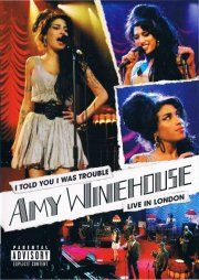 amy winehouse - i told you i was trouble - DVD
