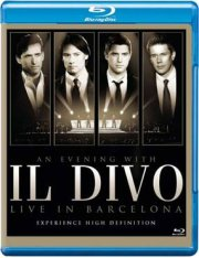 an evening with il divo live in barcelona - Blu-Ray