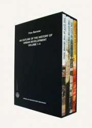 an outline of the history of urban development, vol. 1-4 - bog