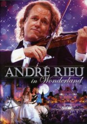andré rieu - in wonder land - DVD