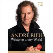 andre rieu - welcome to my world - episode 1-4 - DVD