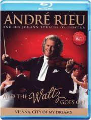 andre rieu - and the waltz goes on - Blu-Ray