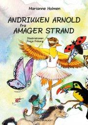 andrikken arnold fra amager strand - bog