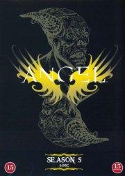 angel - sæson 5 - DVD