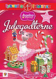 angelina ballerina 13 - julegodterne - DVD