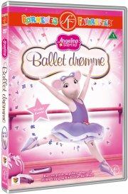 angelina ballerina 21 - ballet drømme - DVD