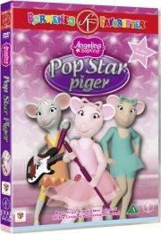 angelina ballerina 8 - pop stjerne piger - DVD