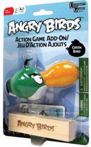 angry birds - green bird - grøn - Udendørs Leg