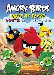 angry birds: højt at flyve  - Sæt á 3 stk - pris pr. stk. 59,95