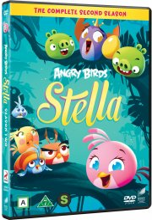 angry birds: stella - sæson 2 - DVD