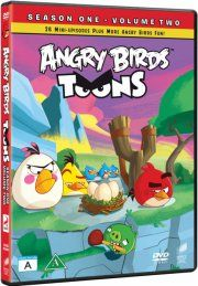 angry birds toons sæson 1 - del 2 - DVD