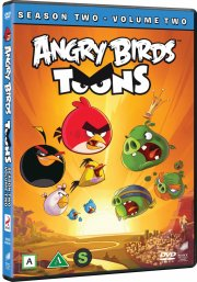 angry birds toons - sæson 2 - vol. 2 - DVD