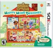 animal crossing: happy home designer (uk/nordic) - nintendo 3ds