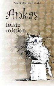 ankas første mission - bog