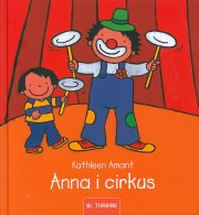 anna i cirkus - bog