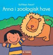 anna i zoologisk have - bog