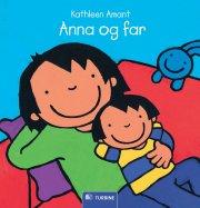 anna og far - bog