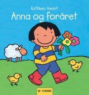 anna og foråret - bog