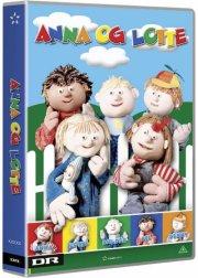 anna og lotte - boks - DVD