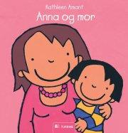 anna og mor - bog