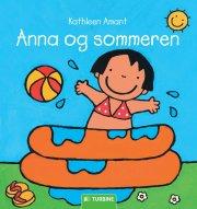 anna og sommeren - bog