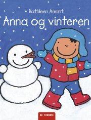 anna og vinteren - bog