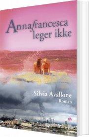 annafrancesca leger ikke - bog