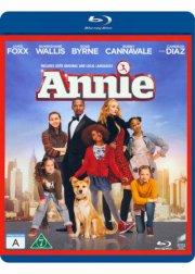annie - 2014 - Blu-Ray