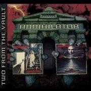 Annihilator - Alice In Hell / Never, Neverland [dobbelt-cd]
