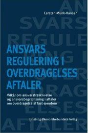 ansvarsregulering i overdragelsesaftaler - bog