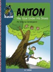 anton has glue under his shoes - bog