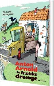 anton og arnold - to frække drenge - bog