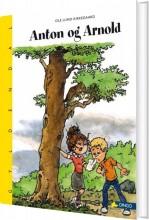 anton og arnold - bog