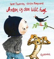 anton og den lille fugl - bog