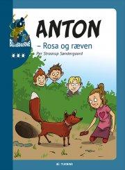 anton - rosa og ræven - bog