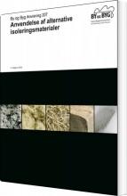 anvendelse af alternative isoleringsmateriale - bog