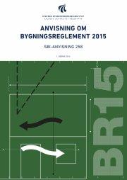 anvisning om bygningsreglement 2015 - bog