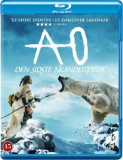 ao - den sidste neandertaler - Blu-Ray