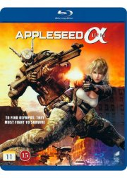 appleseed: alpha - Blu-Ray