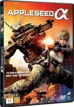 appleseed: alpha - DVD